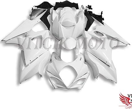 STY Fit Suzuki 2007 2008 GSX-R1000 GSXR1000 Unpainted Fairing Bodywork Kit Set