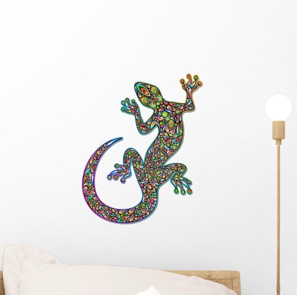 Anole Garden Lizard Gecko Multiple Patterns /& Sizes Decal Sticker ebn434