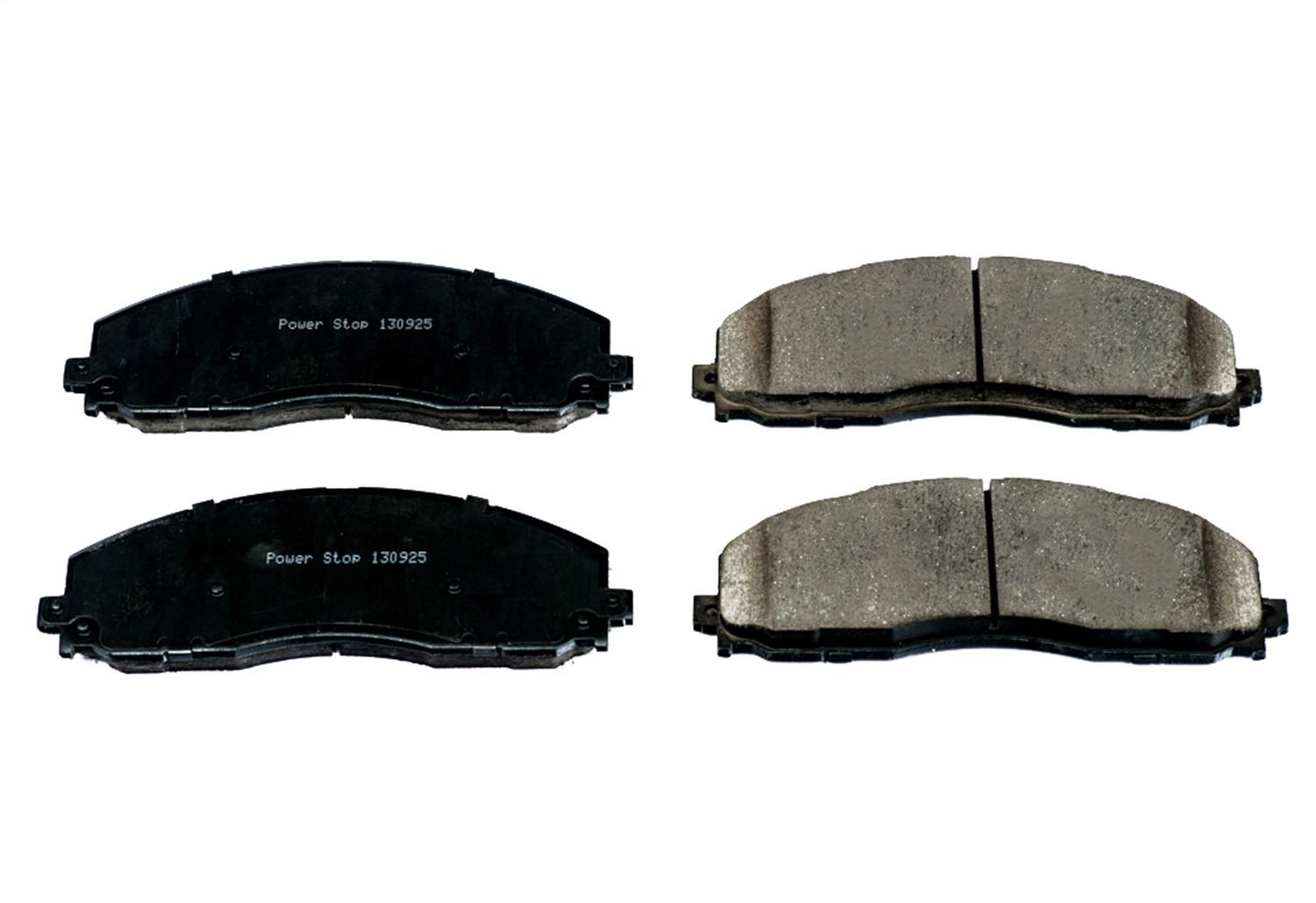 American Black ABD721C Professional Ceramic Front Disc Brake Pad Set Compatible With Subaru Forester//Impreza//Impreza RS//Legacy//Outback Perfect Fit OE Premium Quality QUIET and DUST FREE