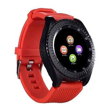 Cebbay Reloj Inteligente Nueva Pantalla IPS Bluetooth 3.0 Reloj Deportivo Reloj electronico Reloj led: Amazon.es: Electrónica
