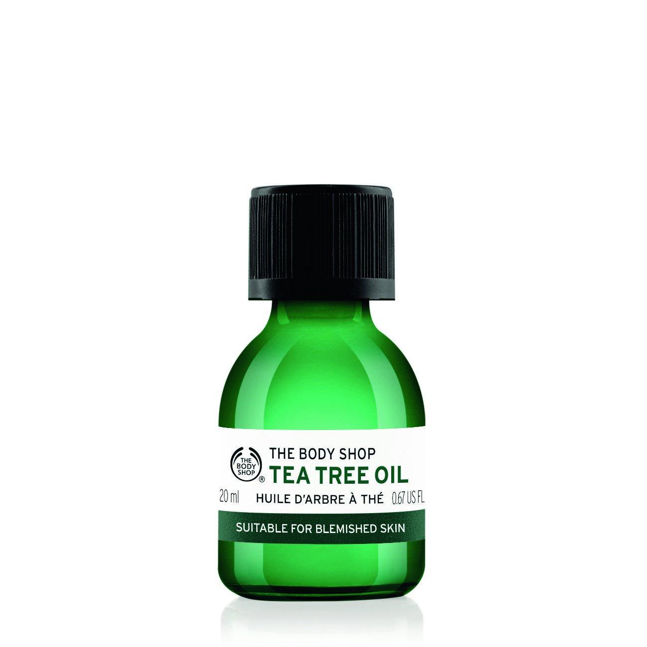 The Body Shop Tea Tree Oil, 0.67 Fl Oz (Vegan) by The Body Shop