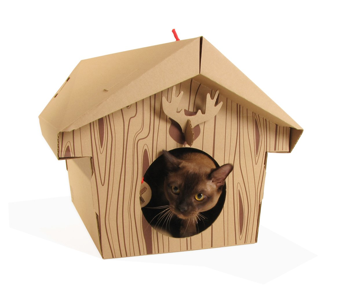Loyal Luxe Canadian Cabin for Fluffy Little Critters