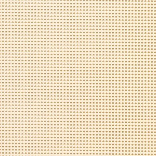 Mill Hill 14 Count Painted Perforated Paper, 9 by 12-Inch, Peach Sorbet 14k Peach