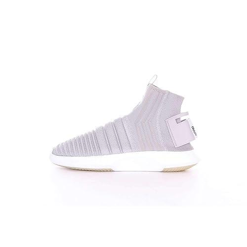 super popular 045ec c9462 adidas Crazy 1 ADV Sock PK Sneakers Grigio Bianco CQ0984 (43-1-3