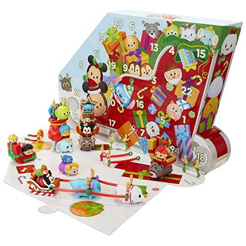 Tsum Tsum Disney Countdown to Christmas Advent Calendar Playset -