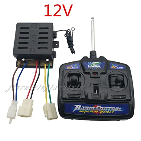 61ST0tTC%2BAL._SX466_ amazon com 27mhz universal remote control and 12v receiver kit