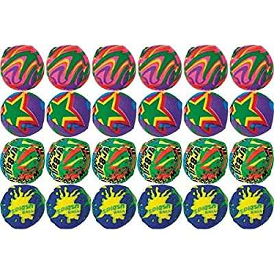 amscan Splash Balls | Party Favor | Pack of 24: Toys & Games