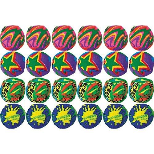 amscan Splash Balls | Party Favor | Pack of 24