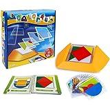 SainSmart Jr. Code couleur, 100 Challenge Jeu de Puzzle, Développer des compétences Logic Spatial Reasoning