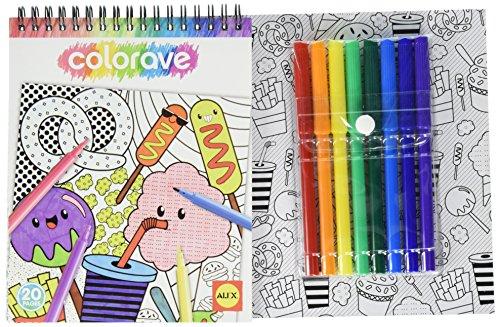 ALEX Colorave Mini Coloring Pad