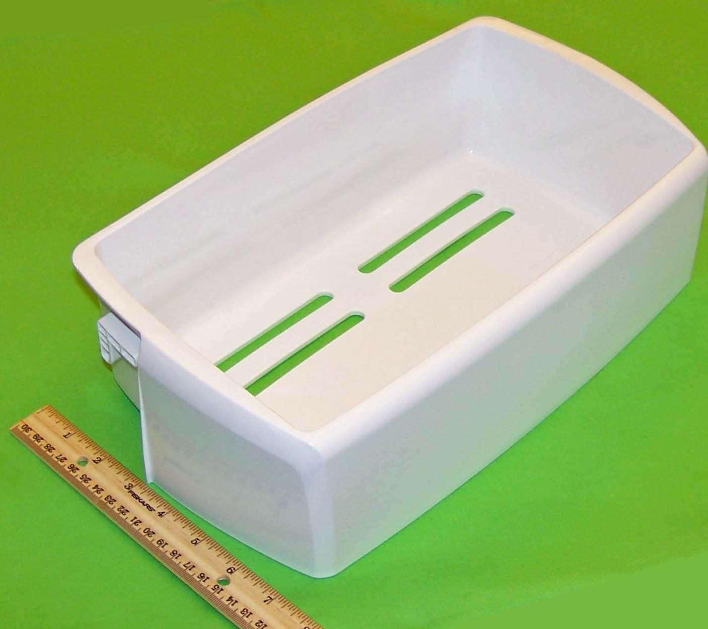OEM LG Refrigerator Door Bin Basket Shelf Tray Assembly Originally Shipped With: LFX25974SW01, LFX25974SW, LFX25974ST01, LMX25964SS
