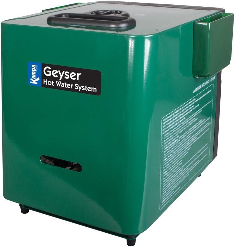 Geyser Hot Water System | Kampa