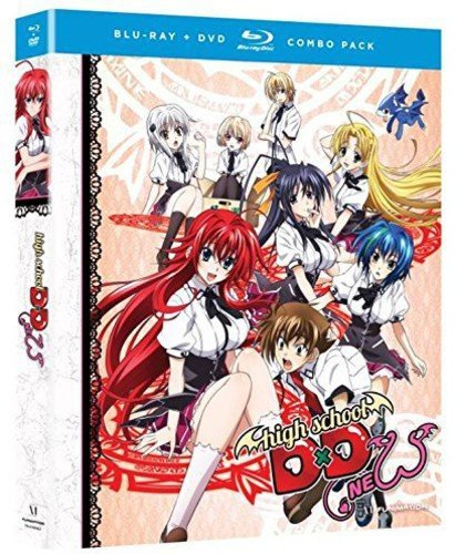 High School DxD New: The Series [Blu-ray]