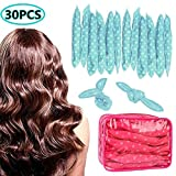 Best Rollers For Long Hairs - 30 Packs Soft Pillow Hair Rollers Curlers Foam Review