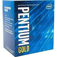 Intel Pentium G6400 4.0GHz Processor, 4 MB Cache, LGA-1200 Socket