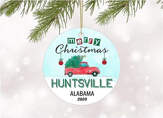 Huntsville Christmas 2020 Amazon.com: Christmas Ornaments 2020 Christmas Tree Huntsville