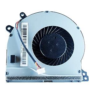 YDLan New CPU Cooling Fan Compatible for Lenovo IdeaPad 510-15IKB 510-15ISK 310-15ABR 310-15IAP 310-15IKB 310-15ISK 310-14IAP 310-14IKB 310-14ISK Series DC28000CZF0