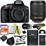 Nikon D5300 24.2 MP Digital SLR Camera (18-140, Retail Packaging)