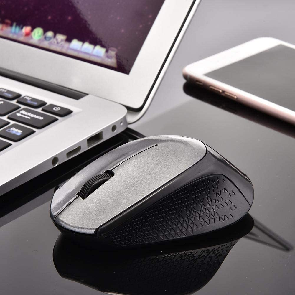 2.4GHz Wireless Mouse USB Receiver Wireless Optical Mouse Computer Office Mouse