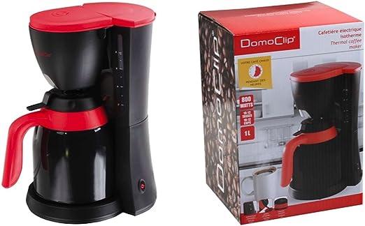 Cafetera eléctrica Jarra Térmica 1 litro jarra térmica (indicador ...