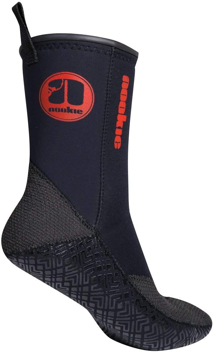 Nookie Xtreme Sox Medium 3mm Jersey Neoprene with Kevlar protection Socks