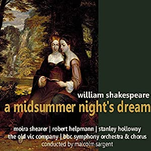 A Midsummer Night's Dream (Dramatised) Radio/TV Program