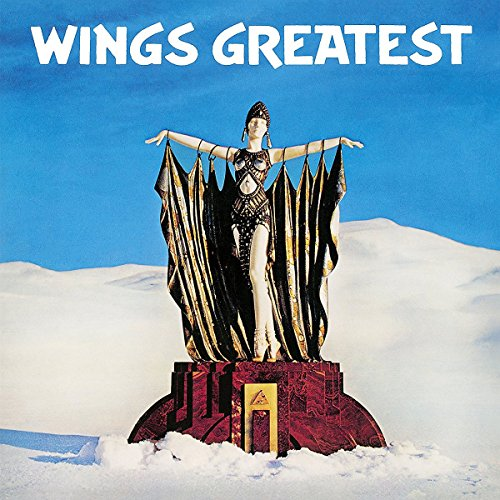 CD : Paul McCartney - Wings Greatest (Digipack Packaging)