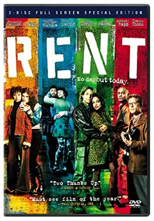 Rent (Fullscreen Two Disc Special Edition): : DVD