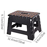 KARMAS PRODUCT Super Strong Folding Step Stool for