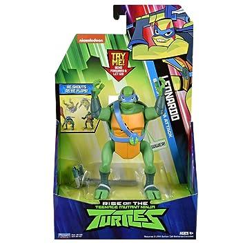 Leonardo TUAB2100 - Figura de Mutant Ninja Turtles con diseño de Tortuga de la Risa