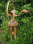 LARGE DUCK BAMBOO WINDCHIME/wind chim...