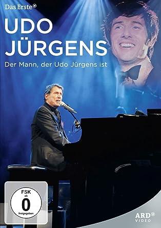 Udo Jürgens Der Mann Der Udo Jürgens Ist Dvd Amazonde Udo