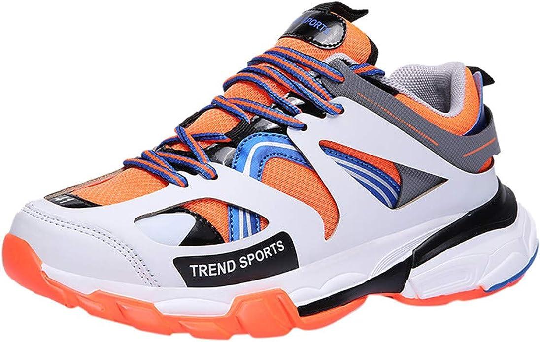 MMLC - Zapatillas de Running Bajas para Hombre, Ligeras, Transpirables, para Correr, Unisex Azul Size: 39 EU: Amazon.es: Zapatos y complementos