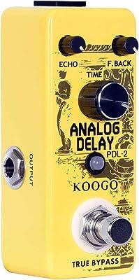 Koogo PDL-2 Analog Delay Pedal