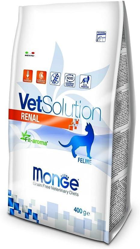 Monge Veterinary Solution - Comida para Gatos, Multicolor, única 400 g: Amazon.es: Productos para mascotas