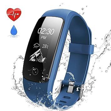 Aneken - Monitor de actividad física con monitor de ...
