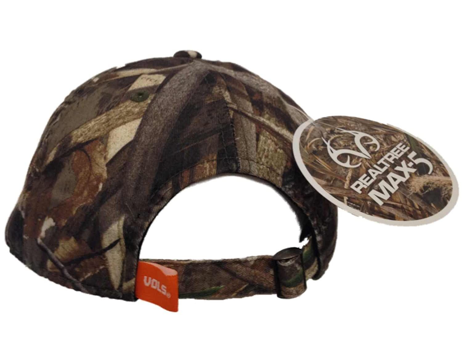 buy popular 23484 fc9e3 Amazon.com   Top of the World Tennessee Volunteers Tow Realtree Max-5 Camo  Crew Adjustable Slouch Hat Cap   Sports   Outdoors