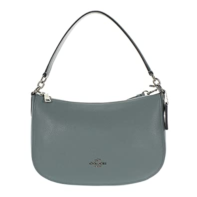 445d89df0b COACH Chelsea Crossbody in Pebble Leather  Amazon.co.uk  Shoes   Bags
