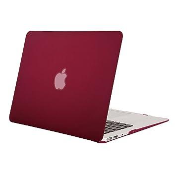 MOSISO Funda Dura Compatible MacBook Air 13 Pulgadas (A1369 / A1466, Versión 2010-2017), Ultra Delgado Carcasa Rígida Protector de Plástico Cubierta, ...