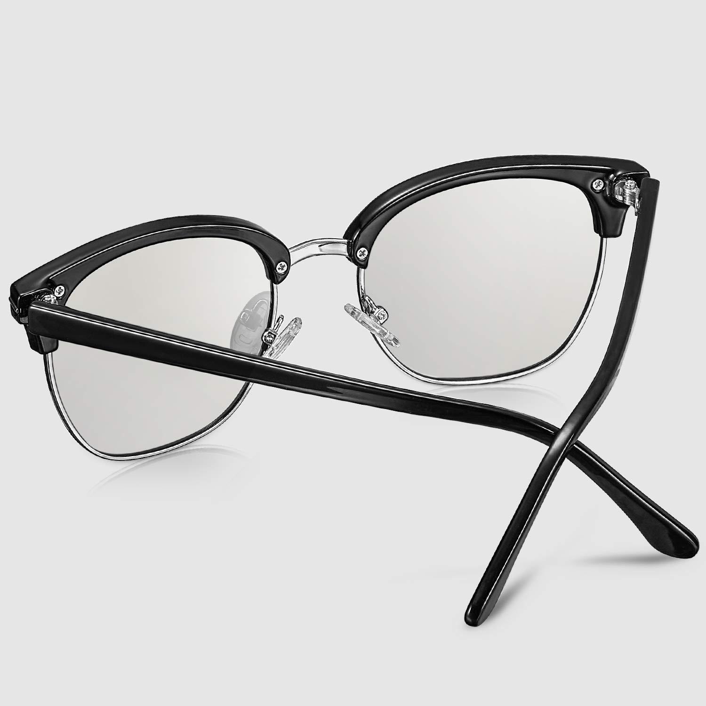 d50231c216 Rezi Gafas de Sol Polarizadas para Hombre y Mujeres, UV400 Lentes de Nylon  con Almohadillas