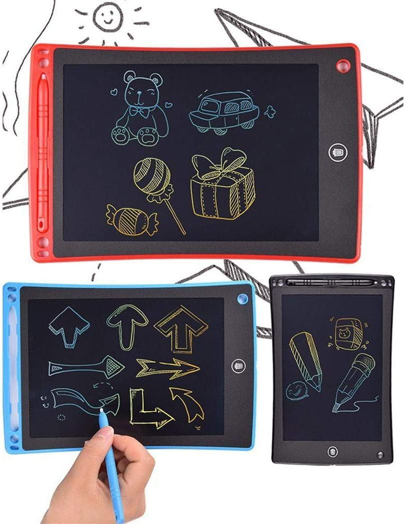 Doodle Board Kids Drawing Pad for Ages 2+ Eubell LCD Writing Tablet 10 Inch Drawing Tablet for Kids