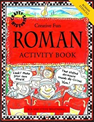 Roman Activity Book (Crafty History)