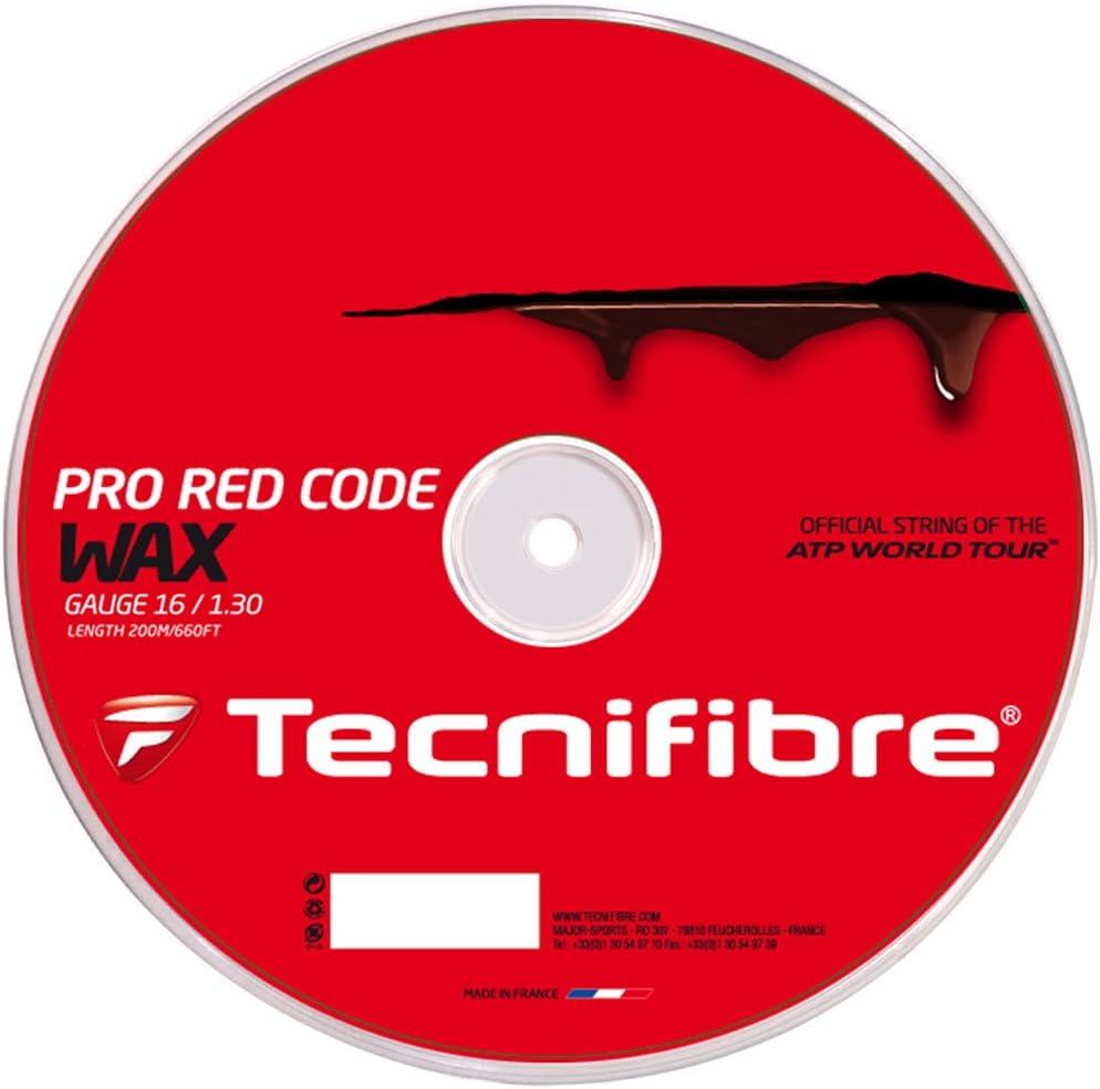 Tecnifibre Pro Rouge Code Cire de tennis de cordes