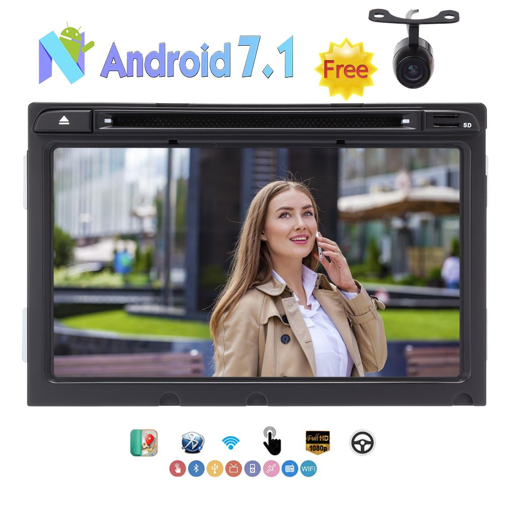 Eincar Android 7.1 Autoradio 2 Din 8