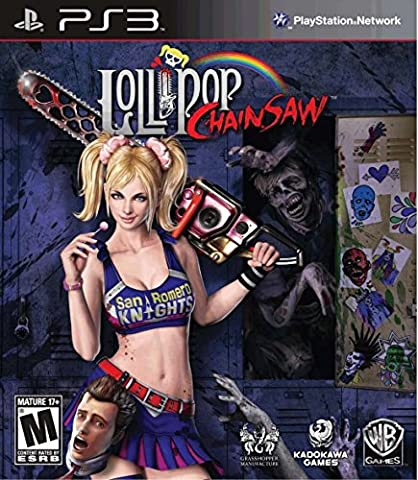Lollipop Chainsaw - Playstation 3 (7 Day To Die)