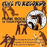 Punk Rock is Your Friend - Sampler #3