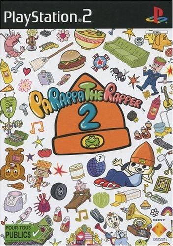 Parappa the Rapper 2 (Parappa The Rapper 2 Ps2)