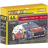 Heller - 50756 - Maquette - Citroën C4 WRC '10 - Echelle 1/24