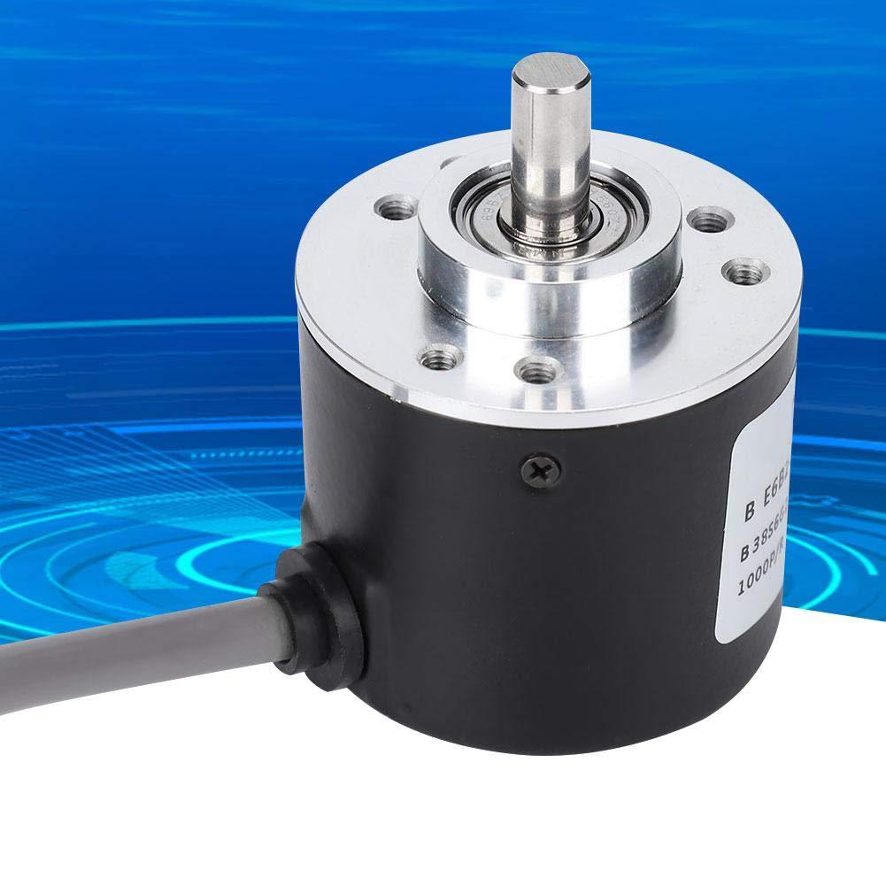 Incremental Rotating Encoder E6b2-cwz6c for Automatic Control 1000pr Dc5-24v Wide Voltage Power Provide Rotary Encoder