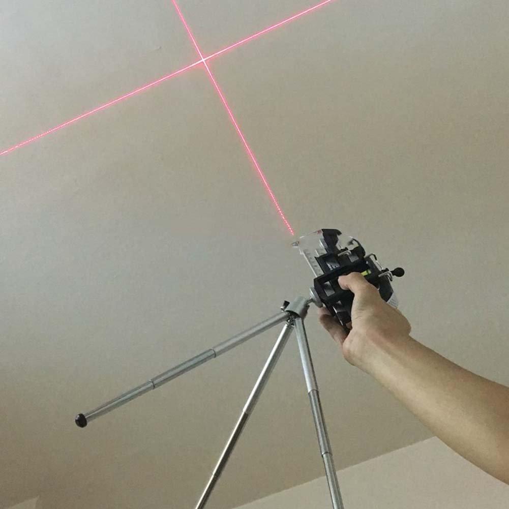 Shager Multifonction Niveau laser vertical Horizon mesure 8m Ruban M/ètre Inclinometre /à Mesurer Aligner Multipurpose R/ègle Verticale Level Aligner